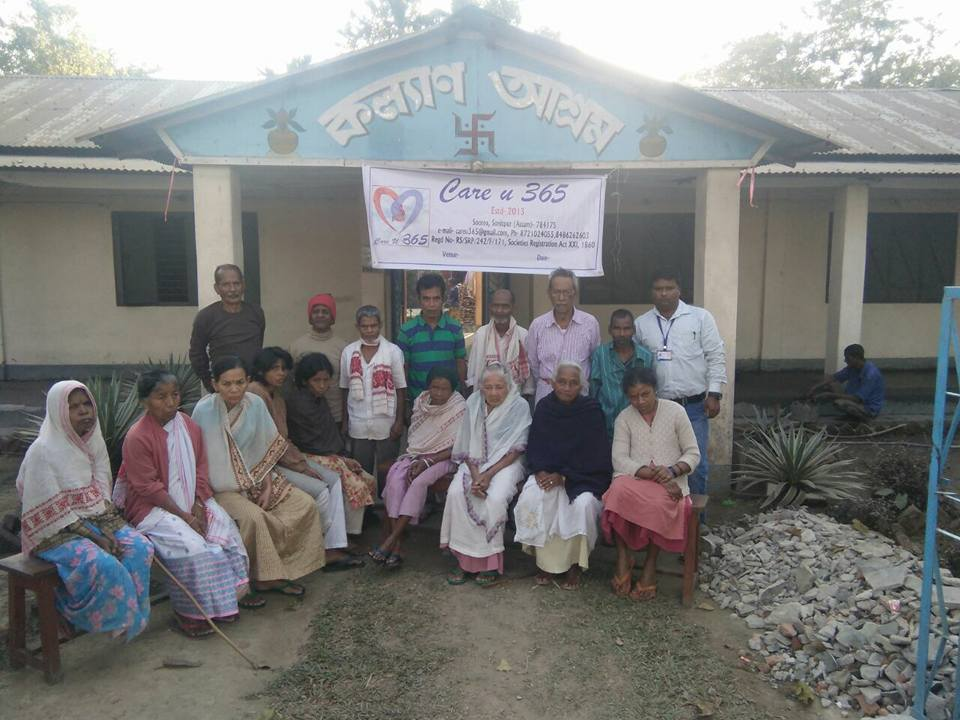 Activities in upper Assam